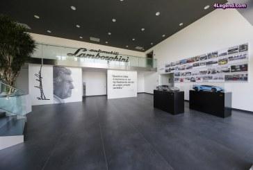 "Lamborghini lance le concours international d'architecture ""Lamborghini Road Monument"""