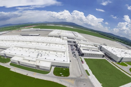 Suivez en live l'inauguration de la nouvelle usine AUDI AG au Mexique le 30/09/2016 à 20h