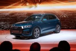 Paris 2016 – Nouvelle Audi Q5 : Charisme et polyvalence