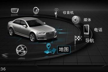 Audi renforce les partenariats avec les géants de la technologie chinoise