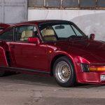 Porsche 935 Street de 1983 – Fabriquée spécialement pour Mansour Ojjeh par Porsche Exclusive