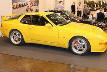 Porsche 968 Turbo S – Produite à 16 exemplaires entre 1993 et 1994