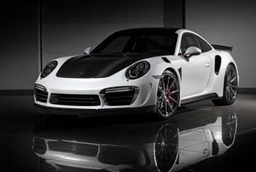 Porsche 991 Stinger GTR Gen.2 – TOPCAR s'attaque à la Porsche 911 Turbo / Turbo S