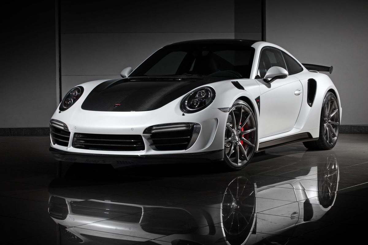 Porsche 991 Stinger GTR Gen.2 - TOPCAR s'attaque à la Porsche 911 Turbo / Turbo S