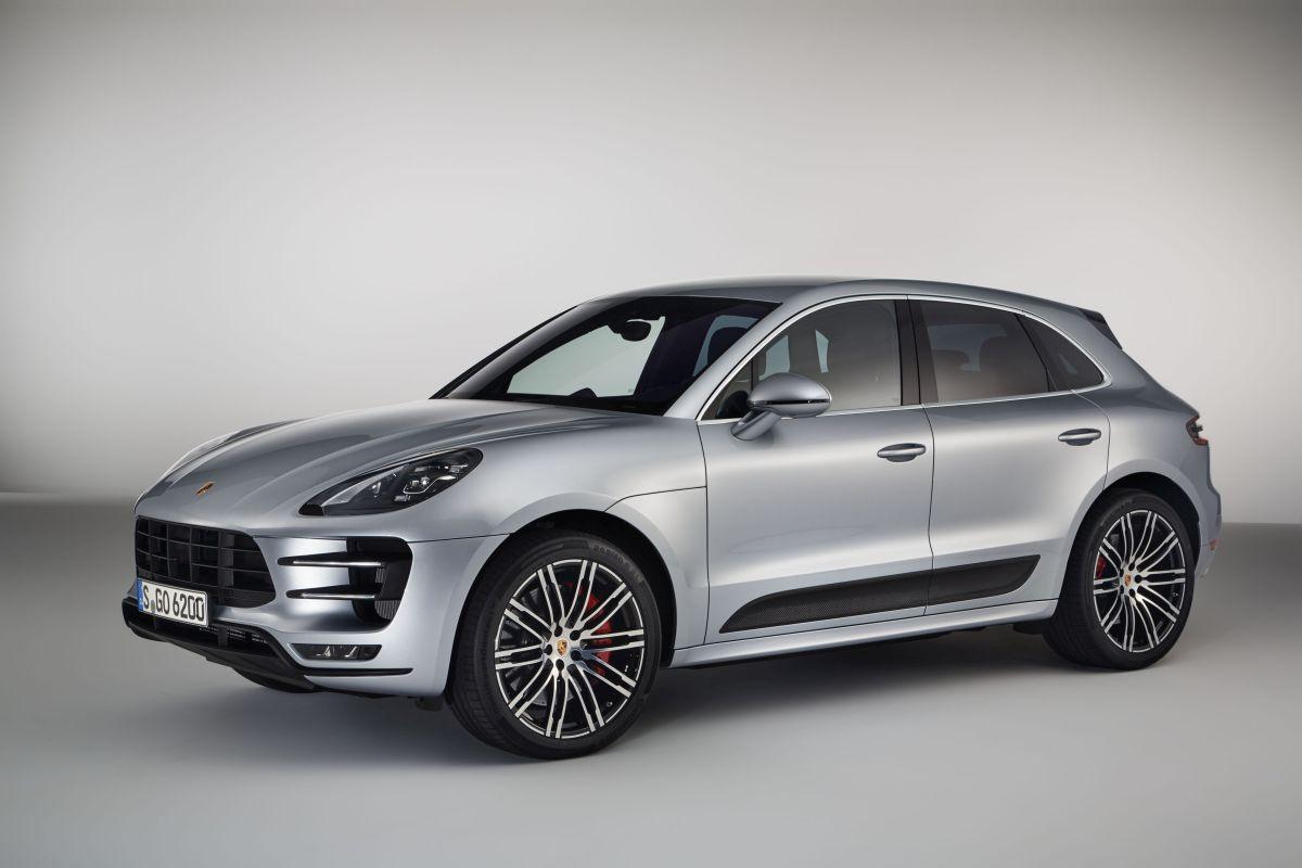 Nouveau Pack Performance pour le Porsche Macan Turbo - 440 ch et 0 à 100 km/h en 4,4 s