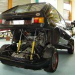 Volkswagen Golf Turbo Sbarro de 1983 – Moteur Porsche 911 Turbo de 300 ch