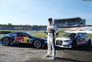 Audi soutient Ekström dans la course au titre du Championnat du Monde de Rallycross