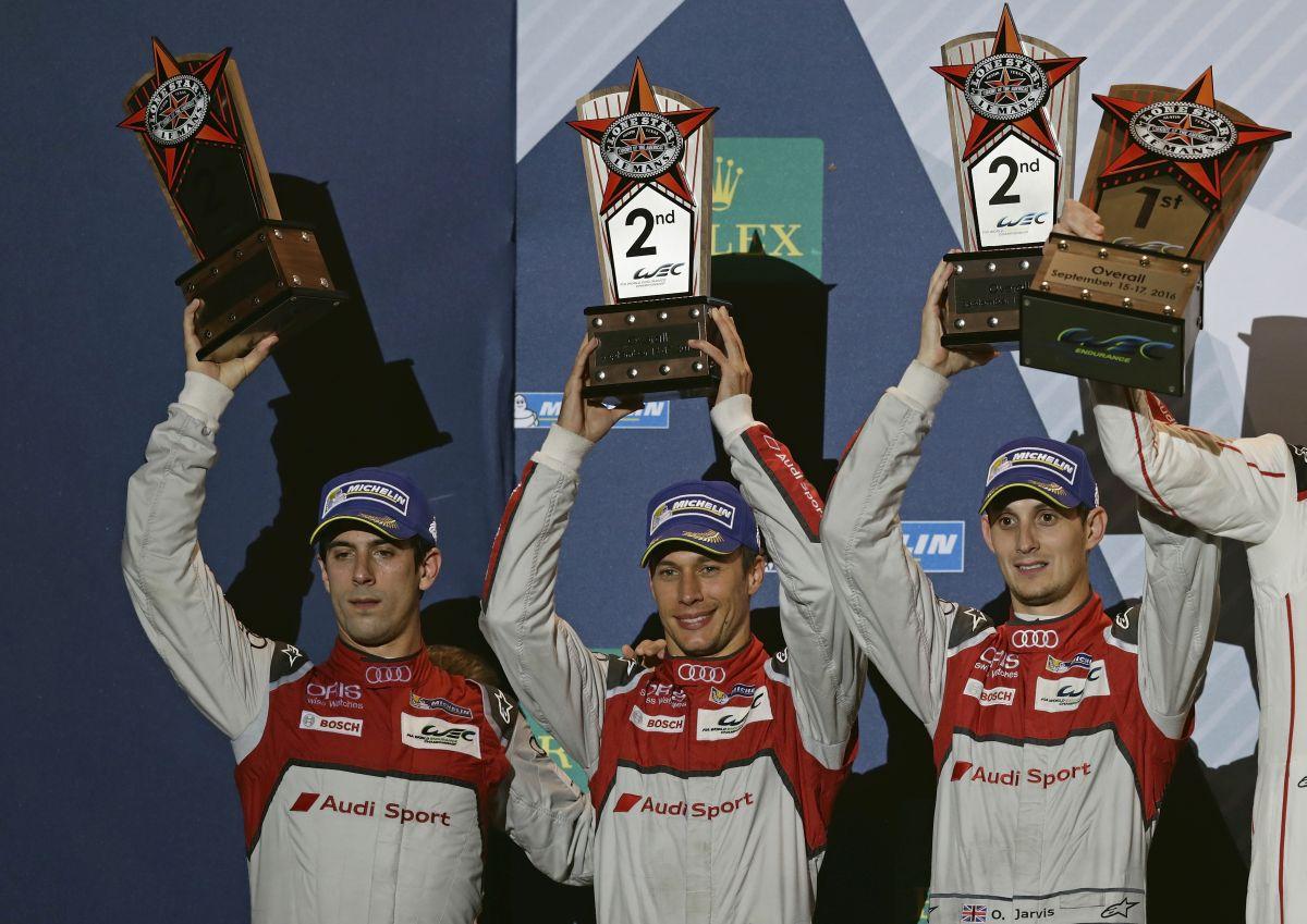 WEC - Deuxième place pour Audi aux 6 Heures de Austin