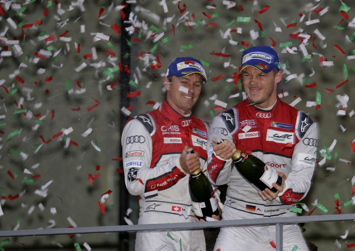 WEC - Seconde place pour l'Audi R18 aux 6 heures de Mexico