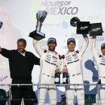 WEC – Victoire de la Porsche 919 Hybrid aux 6 heures de Mexico devant l'Audi R18