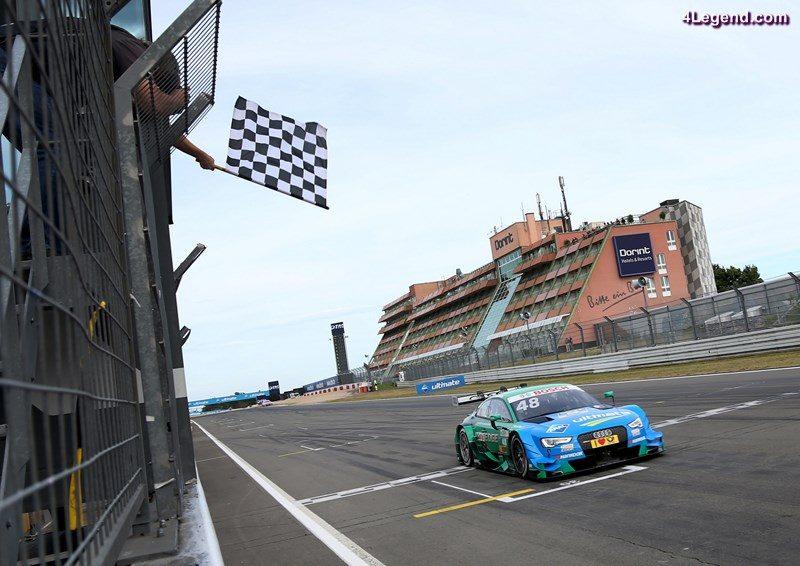Castrol EDGE Audi RS 5 DTM #48 (Audi Sport Team Abt Sportsline), Edoardo Mortara
