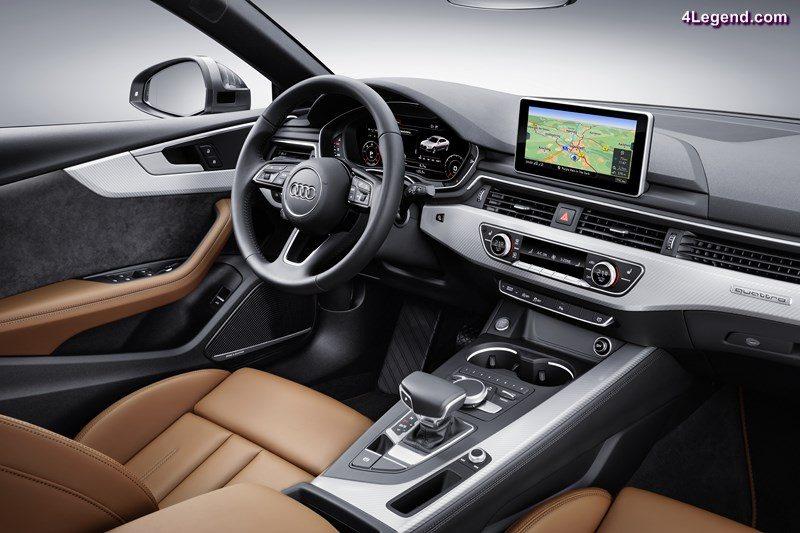 Nouvelles Audi A5 Sportback et Audi S5 Sportback 2017   4Legend ...
