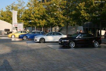 La famille Audi RS 4 de génération B7 a fêté ses 10 ans en 2016 – Joyeux anniversaire!
