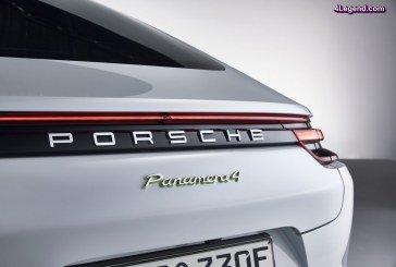Deux nouveautés Porsche au salon de Paris 2016 : Panamera 4 E-Hybrid & 911 GT3 Cup