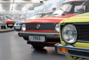 Visite du musée Volkswagen partie 1: watercooled