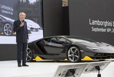 Automobili Lamborghini célèbre l'Excellence in Carbon Fiber à Tokyo