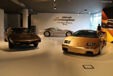 Visite du musée Lamborghini à Sant'Agata Bolognese – RDC – 1ère Partie