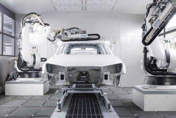 Audi ouvre à Ingolstadt un nouvel atelier de peinture très efficient