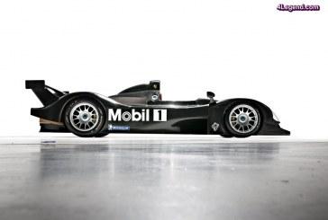 Porsche LMP 2000 à moteur V10 – La mystérieuse Porsche 9R3 qui a failli courir aux 24 Heures du Mans 2000