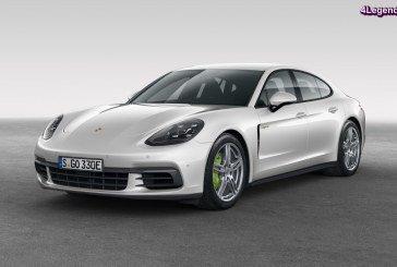 Nouvelle Porsche Panamera 4 E-Hybrid – 50 km d'autonomie avec un boost permanent