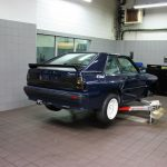 Restauration Audi Sport quattro: épisode 4.