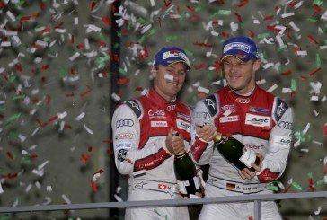 WEC – Seconde place pour l'Audi R18 aux 6 heures de Mexico