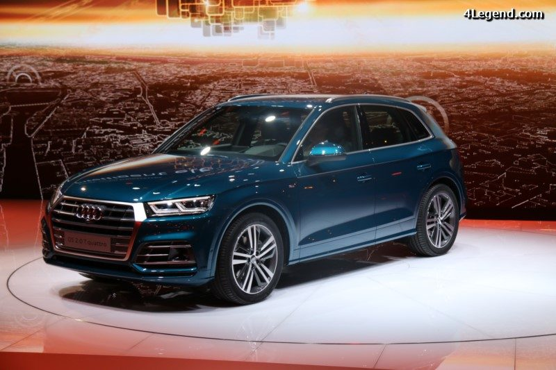 paris 2016 nouvelle audi q5 charisme et polyvalence. Black Bedroom Furniture Sets. Home Design Ideas