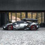 Le skieur Jon Olsson a pris possession de sa Lamborghini Huracan préparée à 800 ch