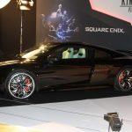 Paris 2016 – Audi R8 V10 du film KINGSGLAIVE : FINAL FANTASY XV