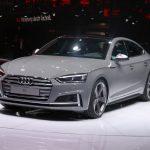 Paris 2016 – Première mondiale de l'Audi S5 Sportback