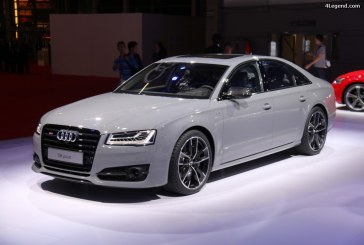 Paris 2016 – Audi S8 plus