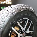 Paris 2016 – Nouveau pneu Bridgestone Dueler A/T 001 pour 4×4