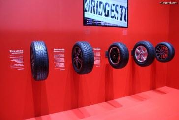 Paris 2016 – Nouveautés et gamme de pneus Firestone