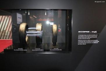 Paris 2016 – La technologie de pneu «ologic» de Bridgestone sur la route