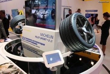 Paris 2016 – Nouveau pneu Michelin Pilot Sport 4 S  : le remplaçant du Michelin Pilot Super Sport