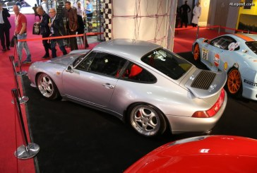 Paris 2016 – Porsche 911 Carrera RS 3.8 Type 993 de 1995