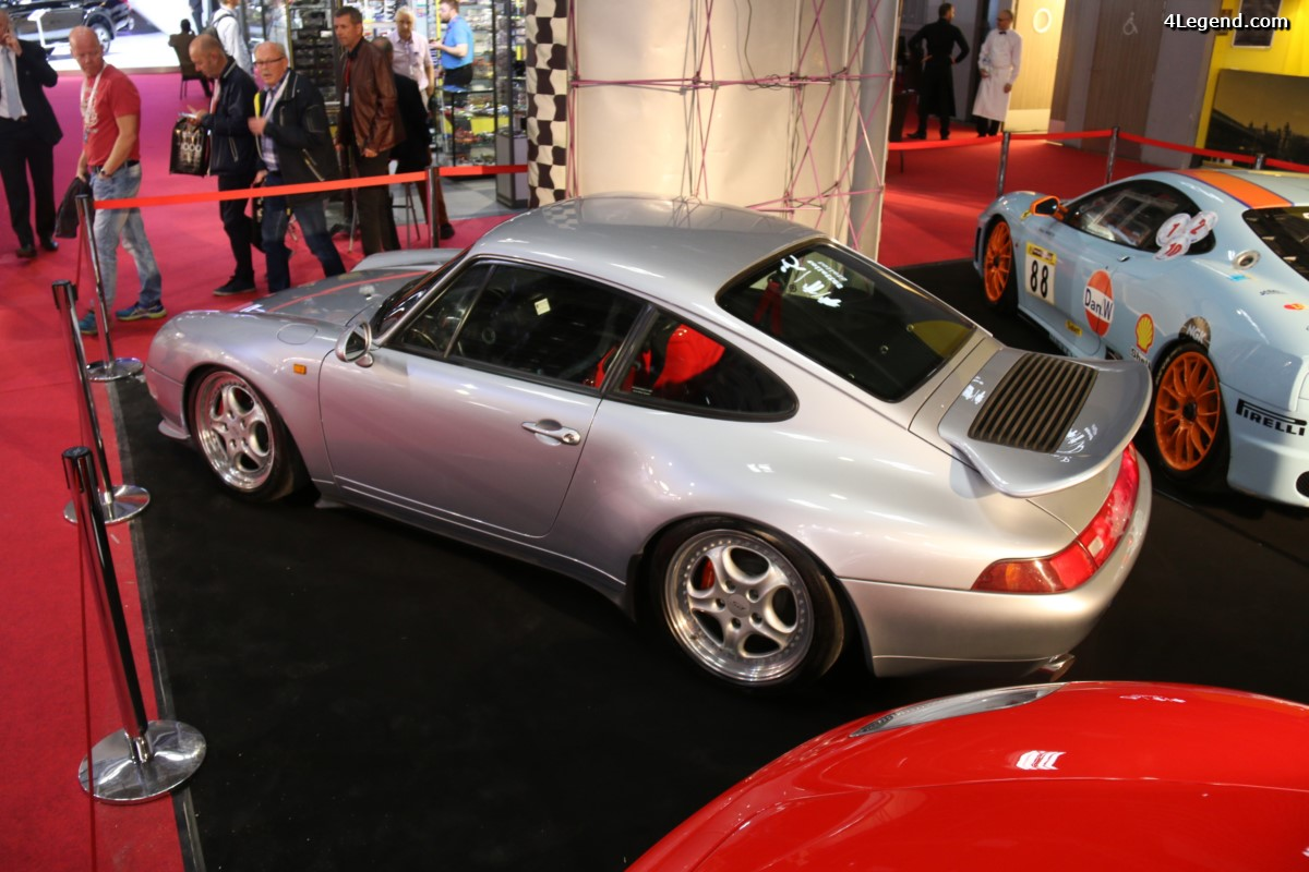 Paris 2016 - Porsche 911 Carrera RS 3.8 Type 993 de 1995