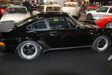 Paris 2016 – Porsche 911 Turbo S «Sonauto» de 1989 – Série limitée à 10 exemplaires