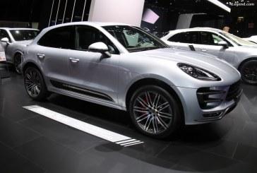 Paris 2016 – Porsche Macan Turbo avec pack Performance : Le roi des SUV compacts