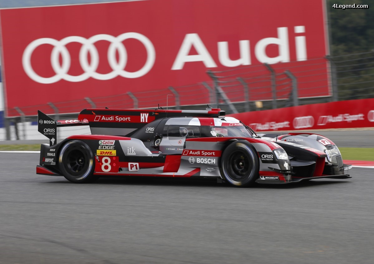 wec un retrait d 39 audi en endurance et aux 24 heures du mans en 2018. Black Bedroom Furniture Sets. Home Design Ideas