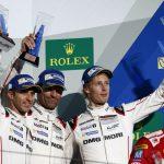 WEC – 3ème place pour Porsche aux 6 Heures du Fuji