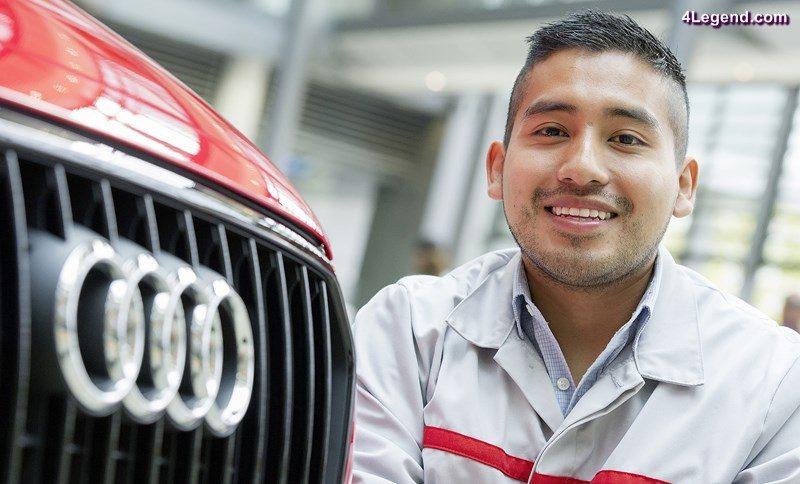 Audi México Employee.
