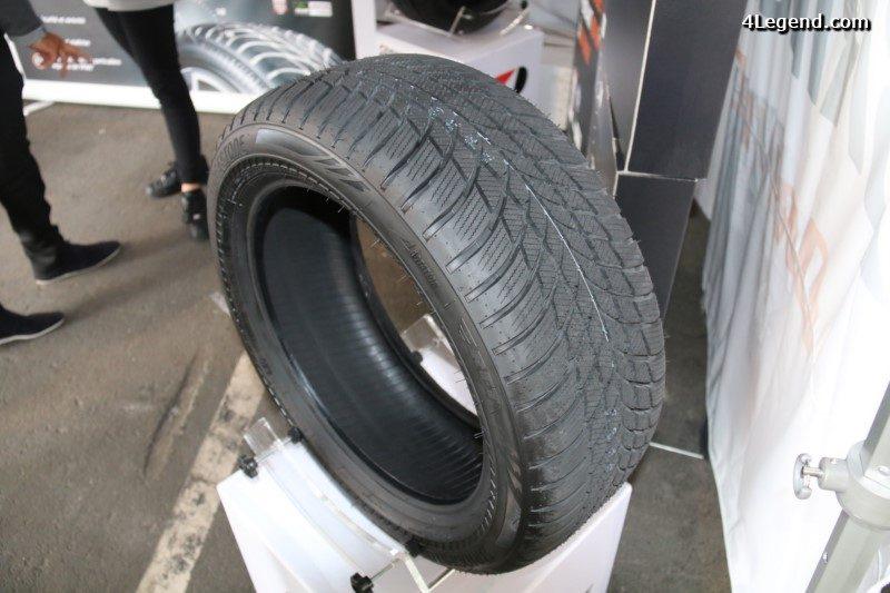 paris 2016 essais des pneus t et hiver bridgestone driveguard. Black Bedroom Furniture Sets. Home Design Ideas