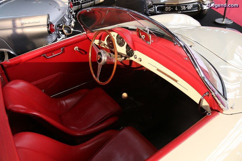 Paris 2016 Porsche 356 A Speedster De 1958 4legend Com