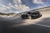La Bugatti Chiron gagne le sport auto AWARD 2016