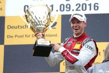 DTM – Gros succès pour Audi avec deux des trois titres remportés en 2016