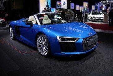 Paris 2016 – Audi R8 Spyder V10