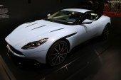 Paris 2016 – Un partenariat haut de gamme entre Bridgestone et Aston Martin pour les pneus de la DB11