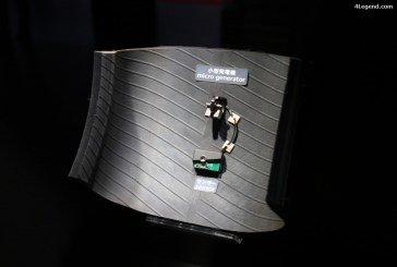 Paris 2016 – Bridgestone CAIS : Le pneu devient communiquant