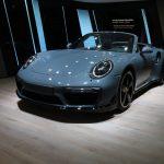 Paris 2016 – Porsche 911 Turbo S Cabriolet by Porsche Exclusive Manufaktur